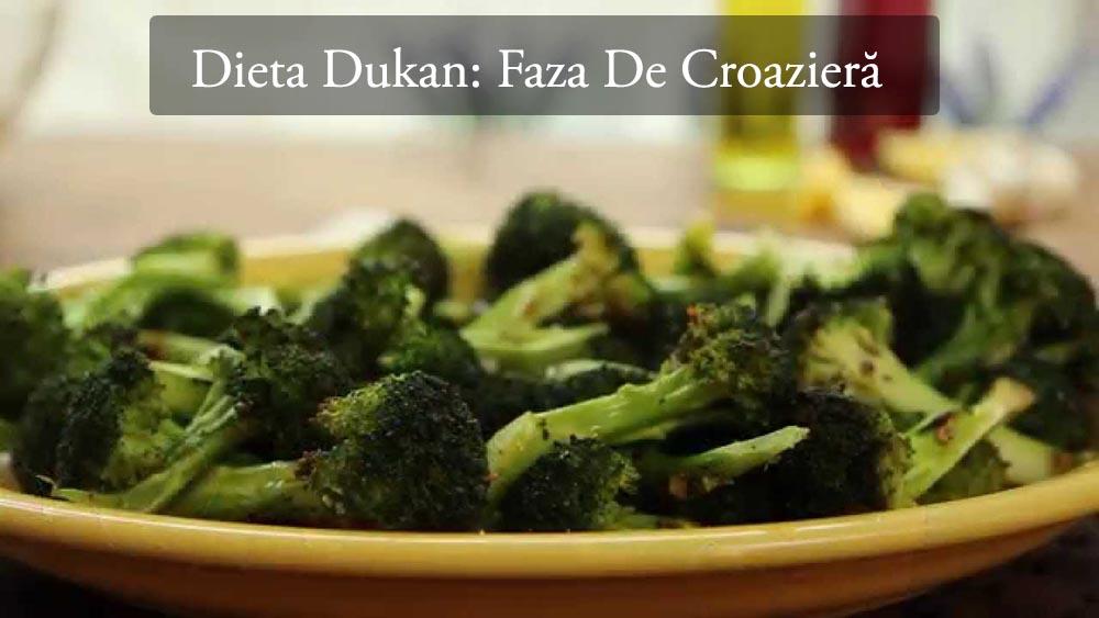 brocoli dieta dukan faza croaziera